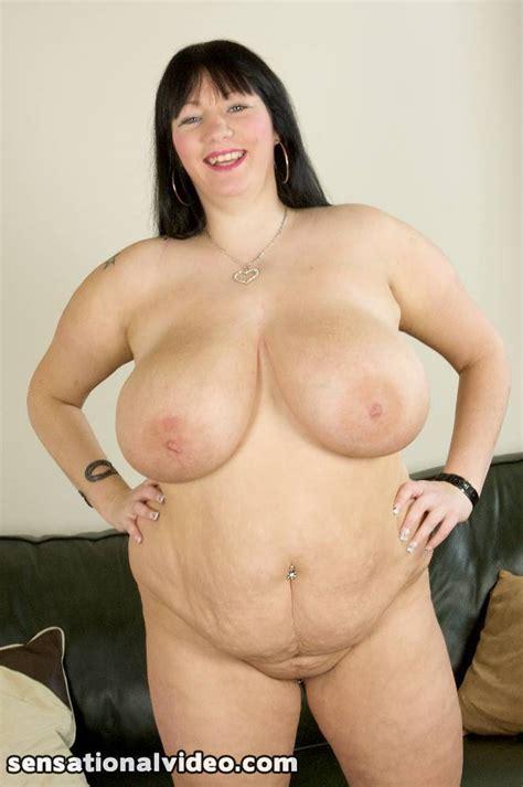 Chubby Belly Women Nude