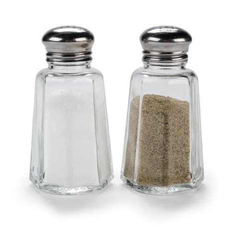 how to go from salt and pepper to all white hair 2 oz mushroom top salt and pepper shaker 12 shakers pack