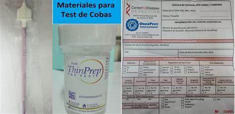 test hpv positivo test de cobas la prueba para detectar el virus