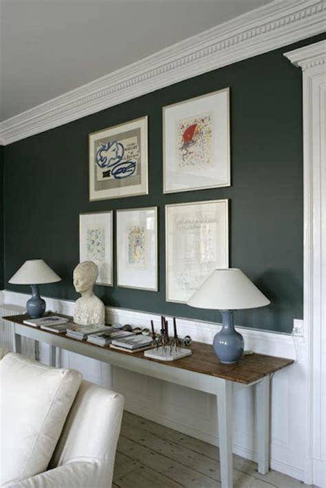 dark green walls living room wall art decor fabulous mirrors for living