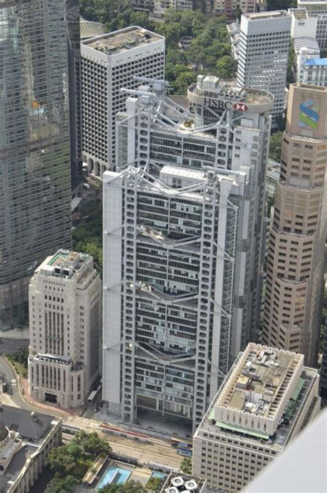 hong kong  shanghai banking corporation headquarters