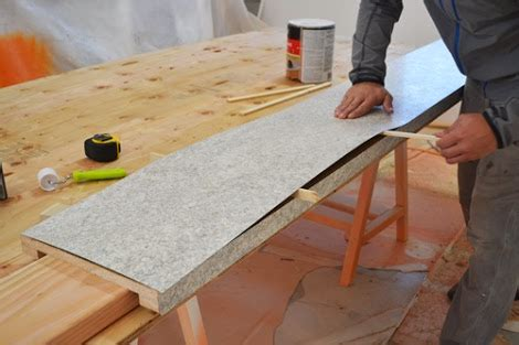 How To Install Kitchen Countertop Installing Laminate Countertops White Woodworking Projects