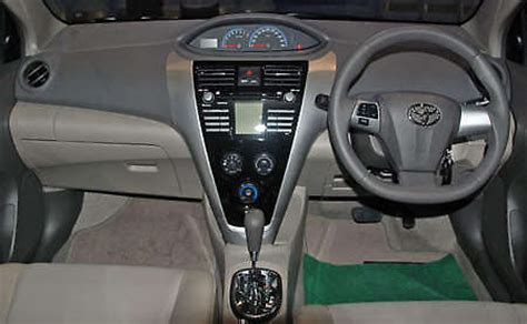 Panel Dashboard Vios toyota vios facelift for m sia launched rm72k rm92k