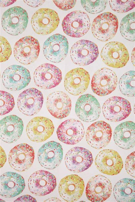 donut wallpaper background pinterest donuts