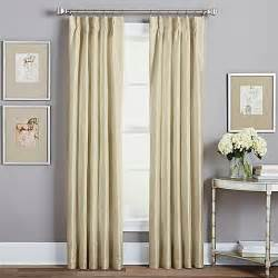 pleated window curtains spellbound pinch pleat window curtain panel bedroom
