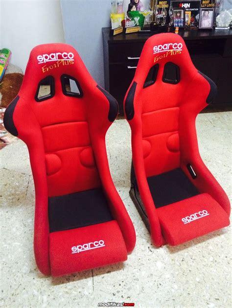Jok Mobil Ricaro bekas jual jok recaro ls sparco evo plus 2nd murah