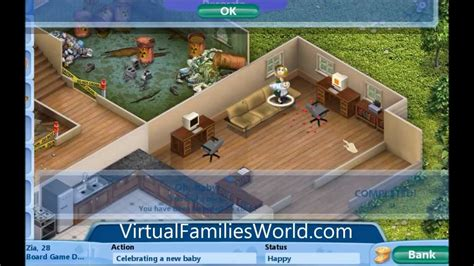 cara membuat anak virtual families how to make a baby on virtual families cheats tips and