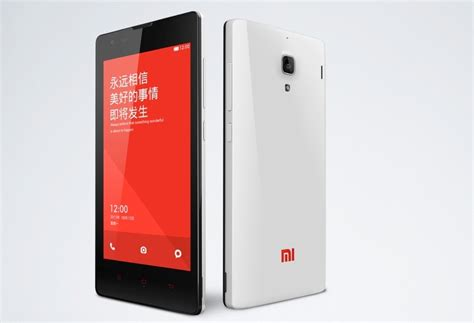 Rice Smartphones Xiaomi And The Clay Shirky 1 xiaomi tencent launches new budget smartphone for just 129
