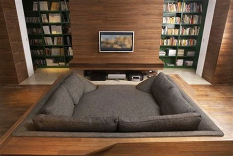 awesome sofas 19 awesome couch setups that double as cozy movie pits