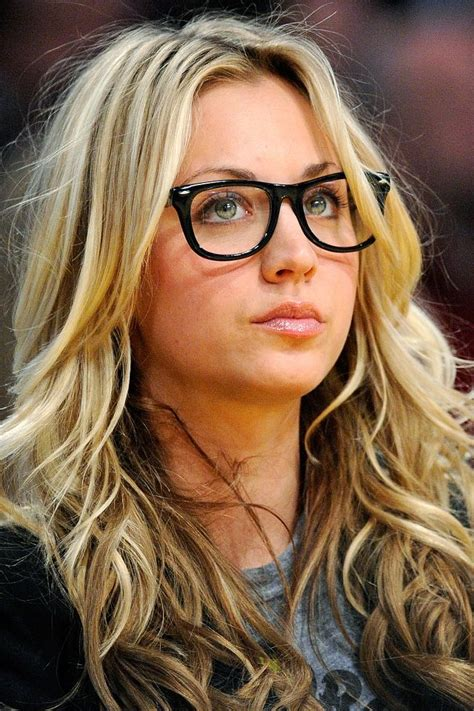 blonde hairstyles with glasses 64 best the beautiful sexy kaley cuoco