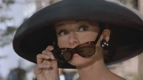 Hepburn In Breakfast At Tiffanys by Animated Gif Stapleton