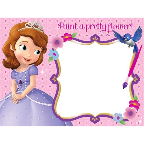 Puzzle Disney Princess Sofia Mickey Mouse Berkualitas sofia the supplies water paint boards at toystop