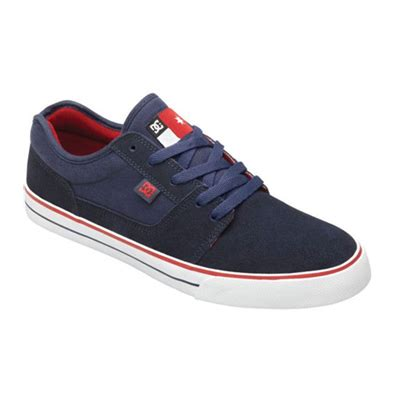 Dc Mens Tonic S dc shoes tonik s shoes in dc navy white