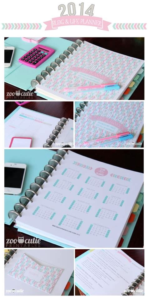 life organizer planner printable 7 best images of organized life planner printables free