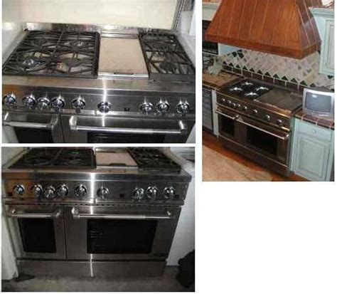 commercial grade gas oven range mmm for the home