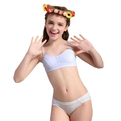 ams cherish model no panty wholesale wofee 2015 puberty girls underwear set