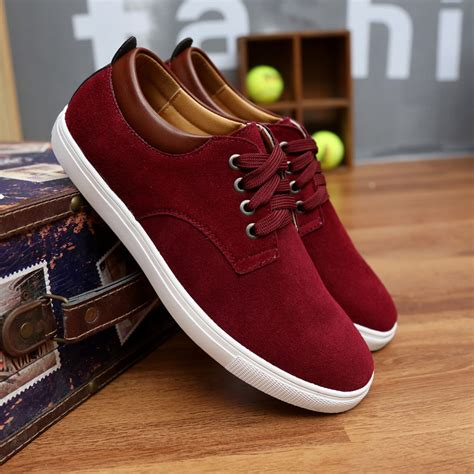 Flat Shoes F 836 New Arrival 2017 new arrival wholesale sale fashion suede mens shoes mens canvas shoes leather