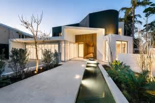 1980s contemporary house remodel remodel of 1980s home in perth is a study in contrasts