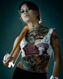 35 artistic yakuza tattoo designs creativefan