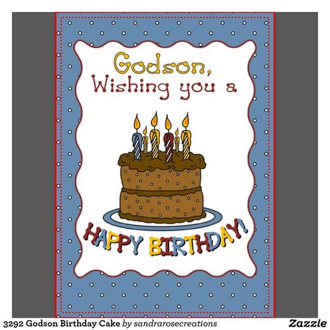 Happy Birthday Godson Wishes Godson Clipart Free Download Clip Art Free Clip Art