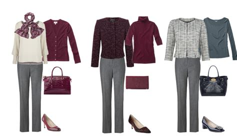 how to build a capsule wardrobe business wear capsule