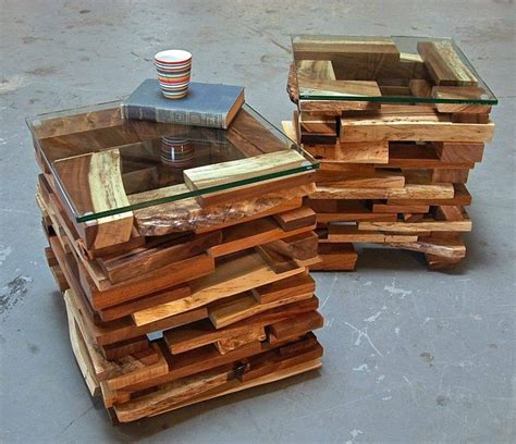 Creative Diy Wood Ls 15 Best Ideas About Pallet End Tables On Wood Pallet Tables Diy End Tables And End