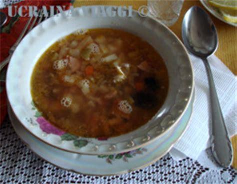 cucina ucraina zuppa