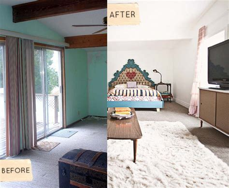 Before & After: Sarah?s Kitchen   Bedroom Renovation
