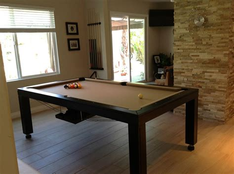 pool table dining room table convertible hollywood pool tables dining room pool