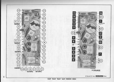 wiring diagram    radio vintage mustang forums