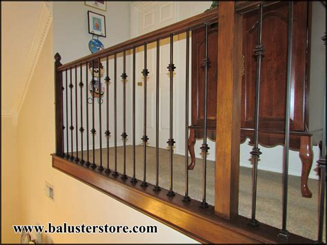 Metal Stair Banisters by Iron Balusters For Stairs And Balconies Balusterstore1