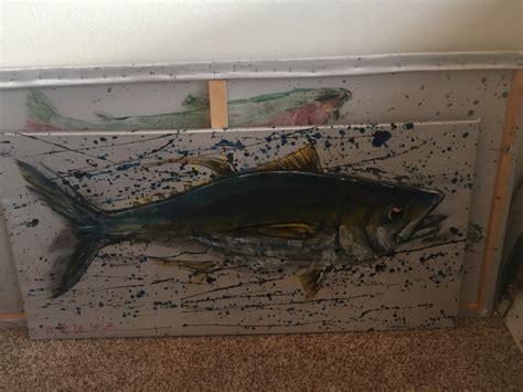 getting a fishing boat bdo gyotaku fish prints bloodydecks