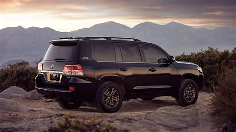 2020 Toyota Land Cruiser by Toyota Reveals 2020 Land Cruiser Heritage Edition