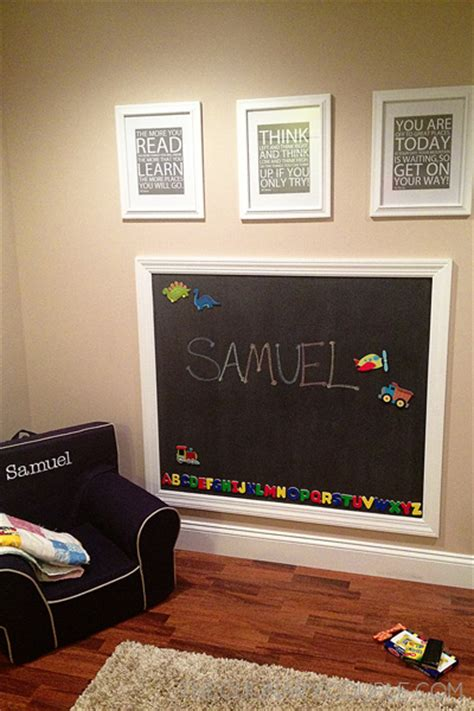 wall chalkboard for room diy magnetic chalkboard wall the culinary