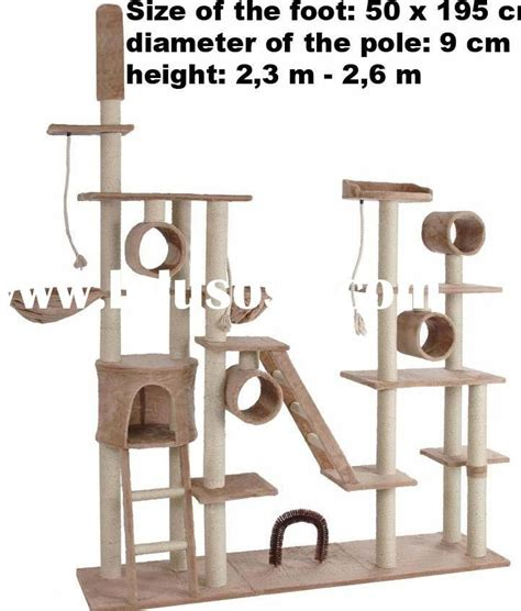 cat tree house plans free cool cat tree if i had all the time in the world pinterest