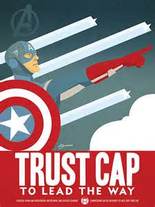 american apparel black friday sale marvel comics avengers propaganda poster set thinkgeek