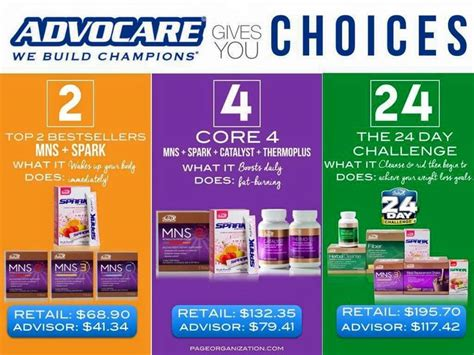 Advocare 24 Day Detox Reviews by Top 25 Ideas About Advocare Products On