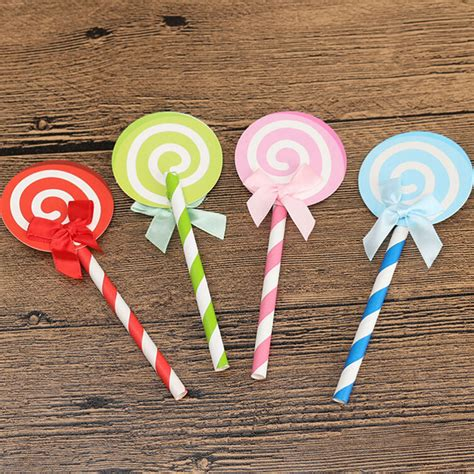 how to make chocolate decorations at home 6 pcs set girls lollipop cupcake wrappers cake toppers