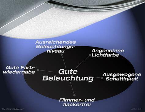licht und beleuchtung ergonomie medien didaktik beratung licht beleuchtung