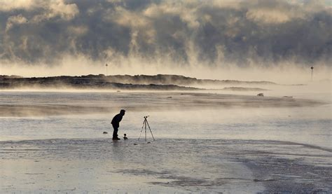 sea smoke maine s sea smoke stirs wonder photo gallery portland
