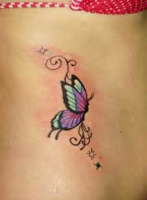 Cute small butterfly tattoos