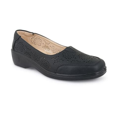 Womens Work Shoes Comfort by Womens High Wedge Pumps Comfort Work Moccasin Shoes