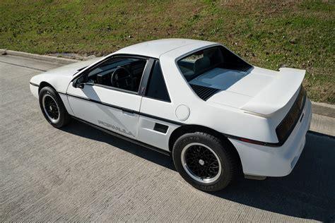 old car owners manuals 1988 pontiac fiero electronic valve timing 1988 pontiac fiero fast lane classic cars