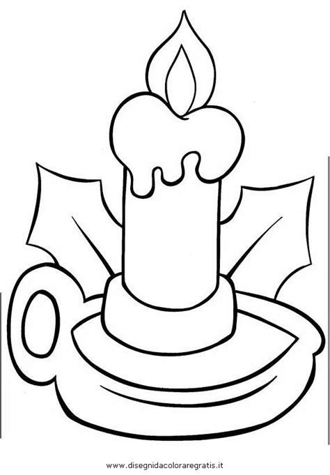 disegni di candele disegno candela candele 15 categoria natale da colorare