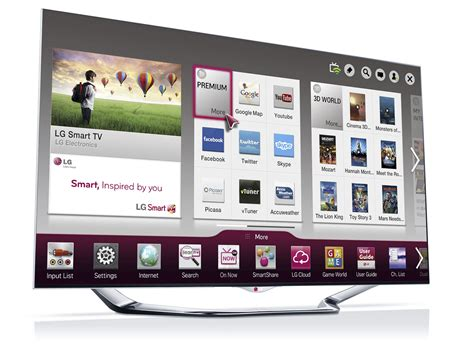 Tv Led Lg New specifications for lg s 2013 led smart tvs flatpanelshd