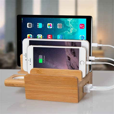 multiple phone charging station the best solution in charging station organizer