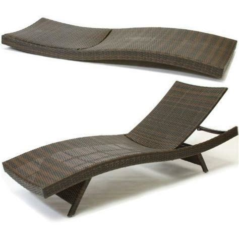 chaise chairs outdoor outdoor patio furniture chaise lounge ebay