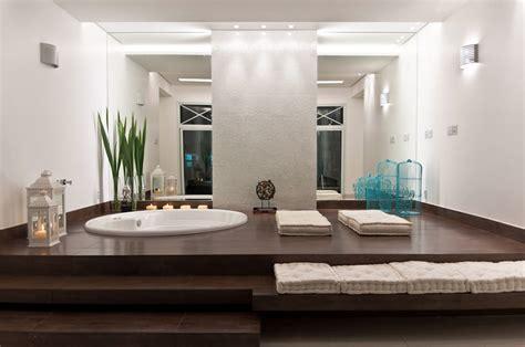 bathtub in the floor a fresh take on bath tubs