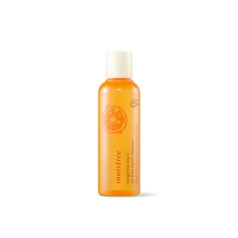 Innisfree Tangerine Vita C Skin n豈盻喞 hoa h盻地g innisfree tangerine vita c skin 200ml th蘯ソ