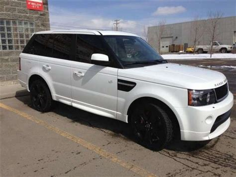 land rover for sale calgary 2013 land rover range rover sport for sale vehicles from